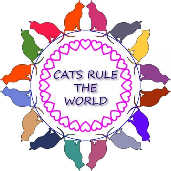 Cats rule sign
